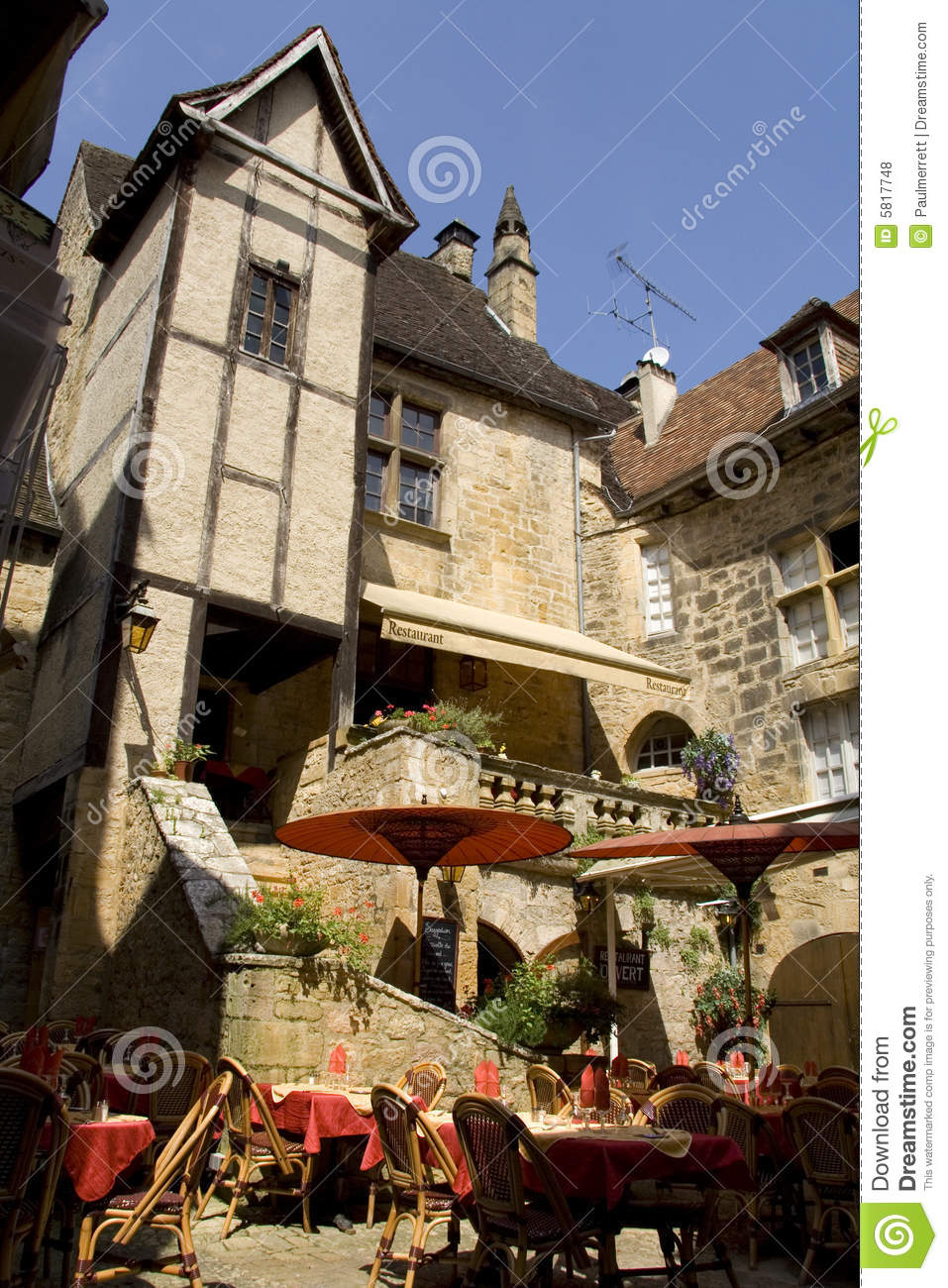 restaurant chairs for less define posture chair french stock photo. image of colours, courtyard - 5817748