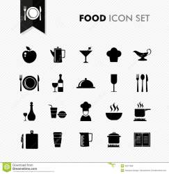 menu food icon restaurant vector icons fresh modern cafe editing layers elements easy file preview
