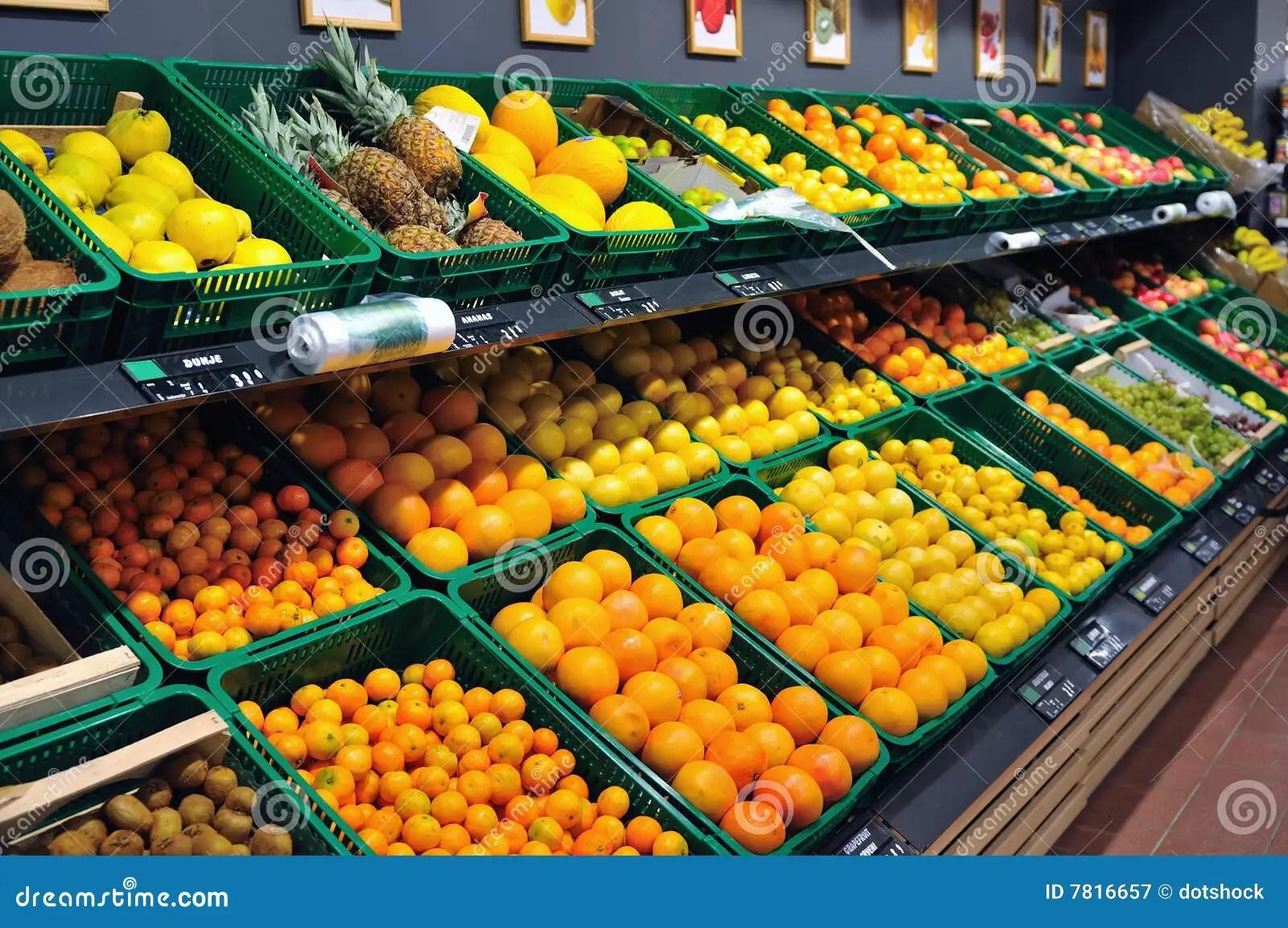 Fresh Market Store 9