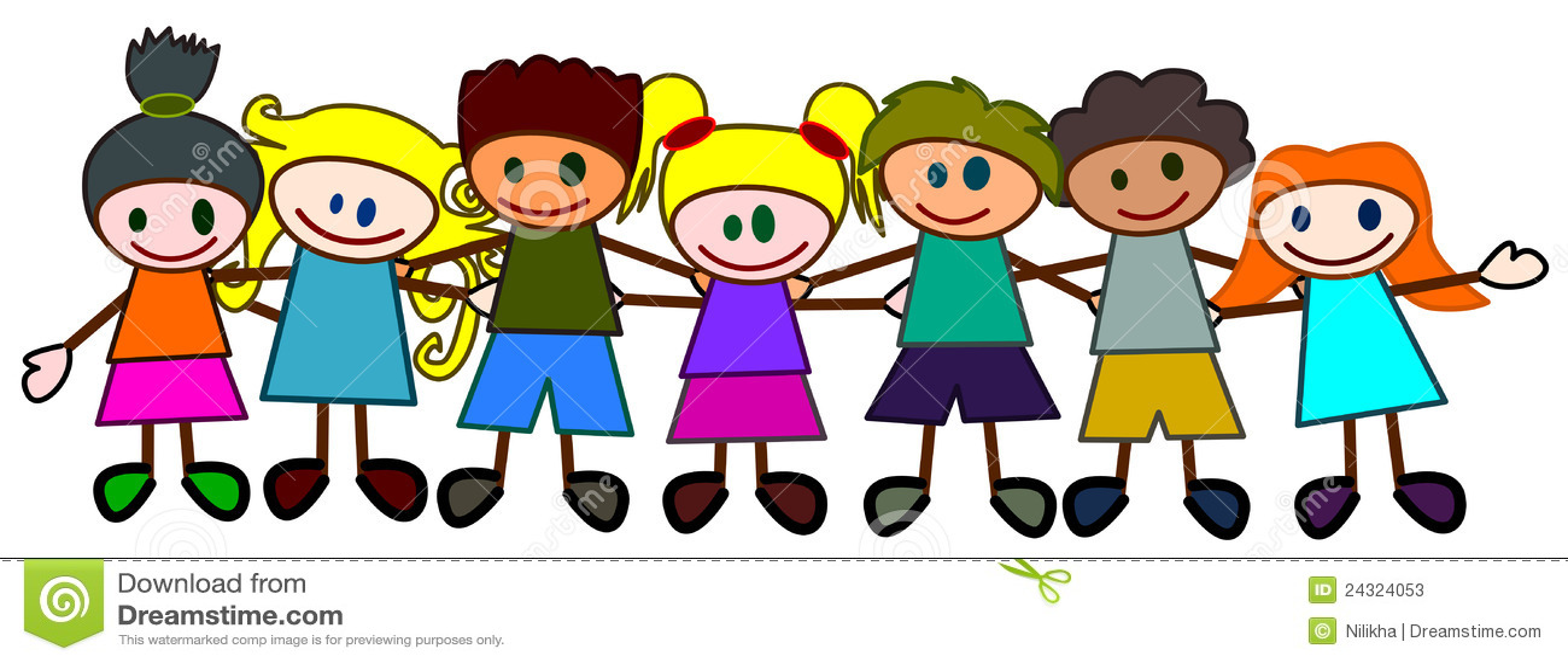 friends stock illustration illustration