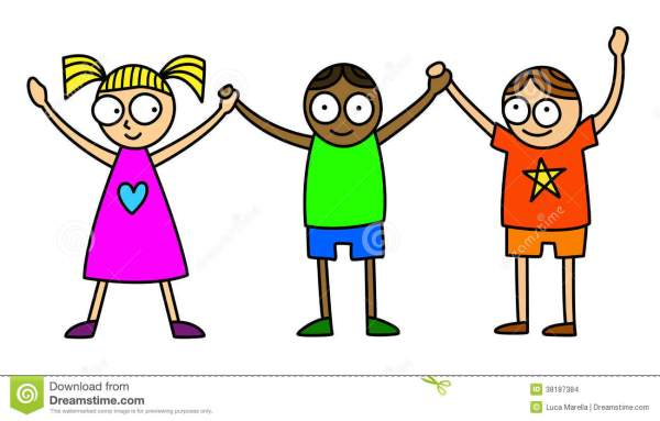 Friends Children Stock Images Image 38187384