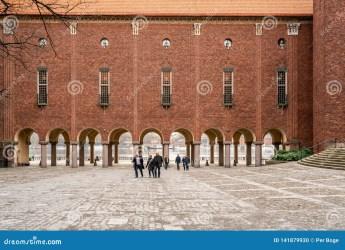 town stadshuset sweden hall
