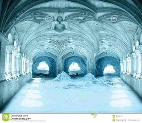 palace frozen winter chill castle ice fantastic starting point artwork