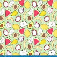 Kitchen Prints Outdoor Ideas Fruits Pattern Seamless 对厨房 打印的在纺织品 电话盒织品和装饰的 电话盒织品和装饰