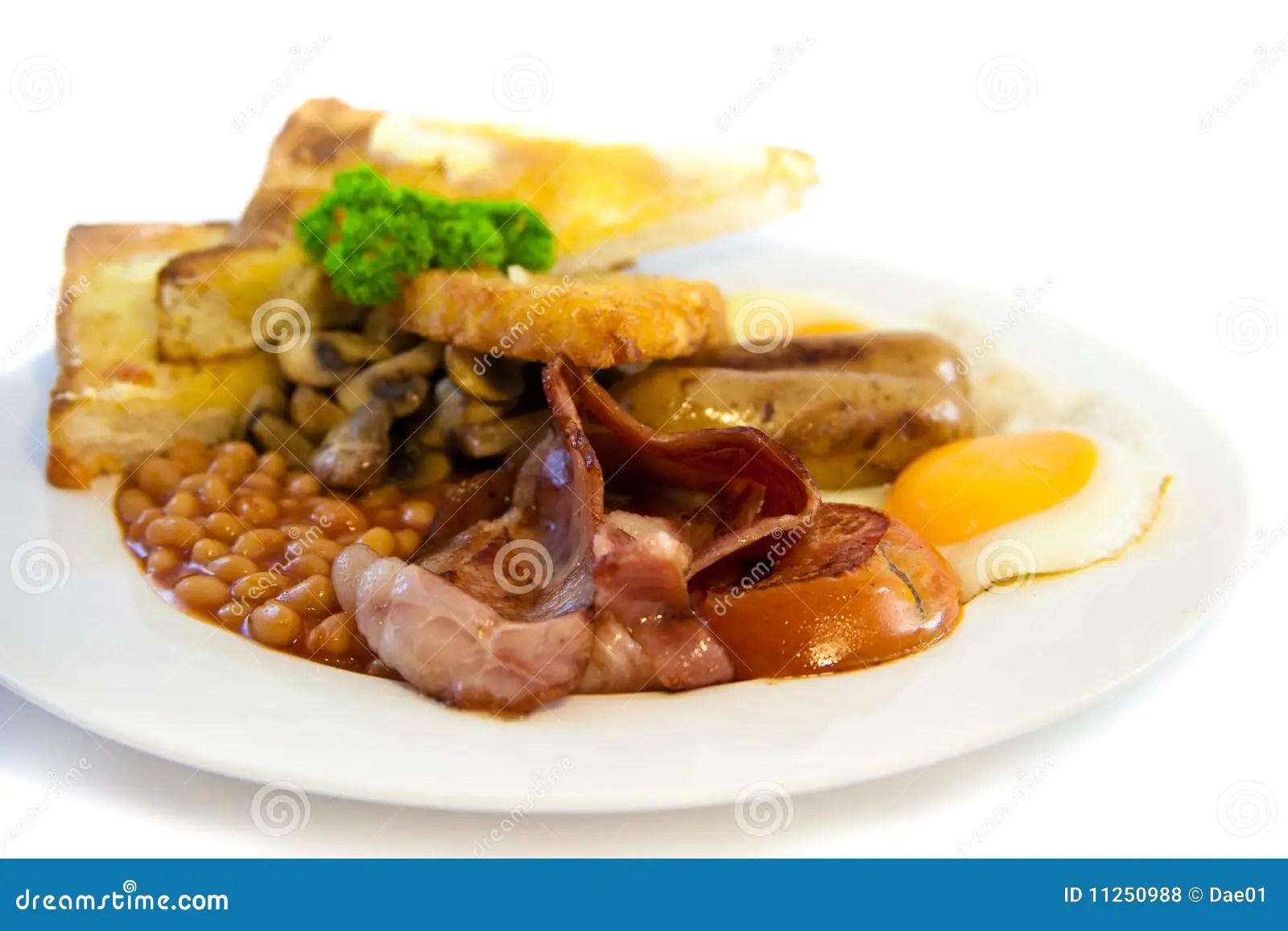Full australian breakfast stock photo. Image of whole - 11250988