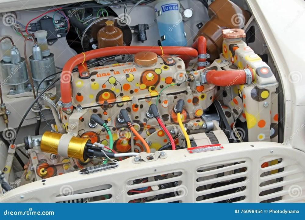 medium resolution of funky mini engine