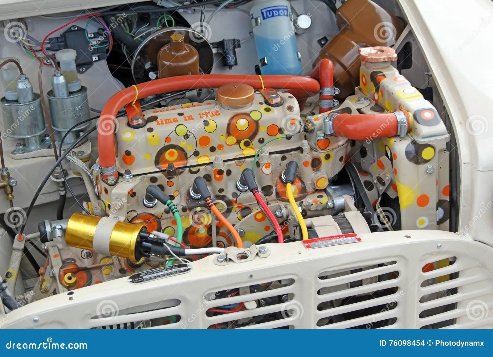 hight resolution of funky mini engine