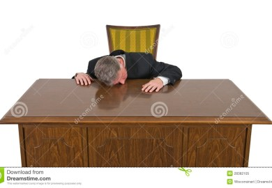 Sleeping On The Job Stock Photos Royalty Free Images