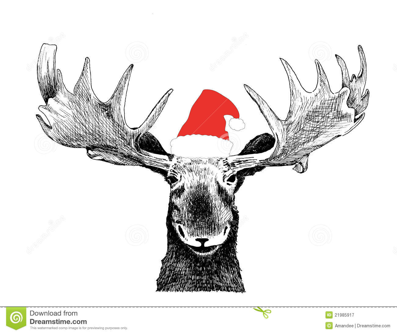 Christma Hat Clipart