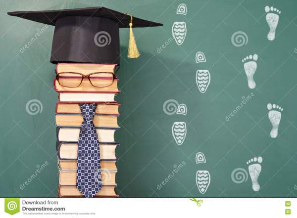 Funny Education Concept Stock Of Incredible