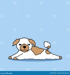 funny sleepy dog vector hand drawing illustration design funny sleepy dog vector hand drawn illustration [ 1300 x 1390 Pixel ]