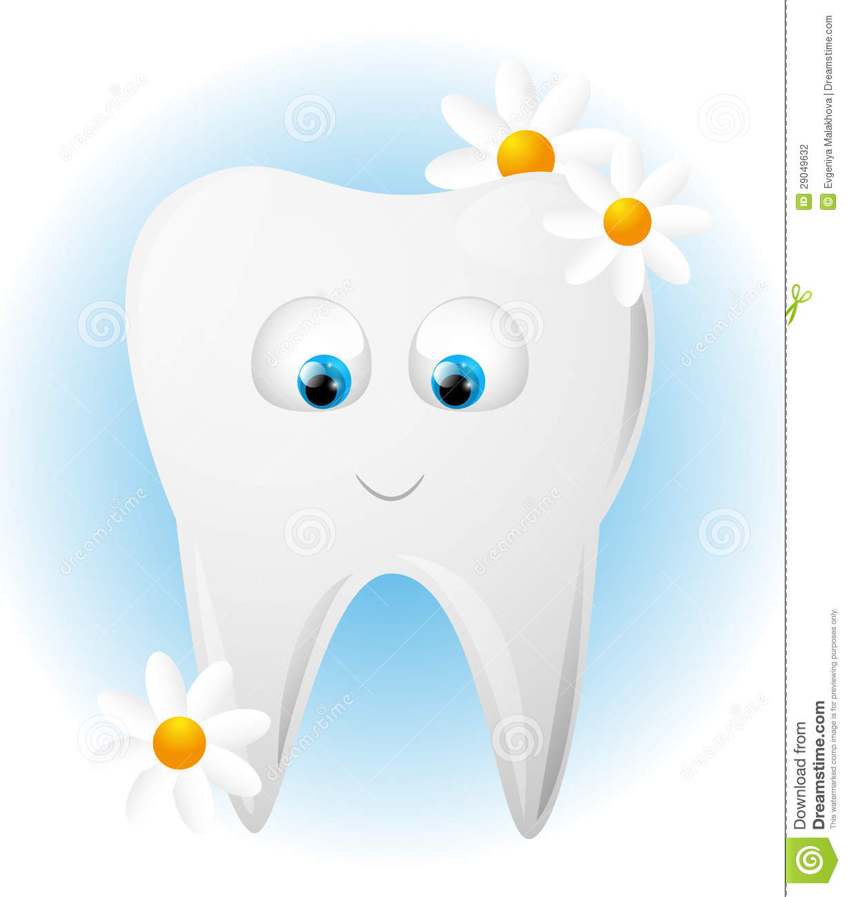 Funny Tooth Stock Photography  Image 29049632
