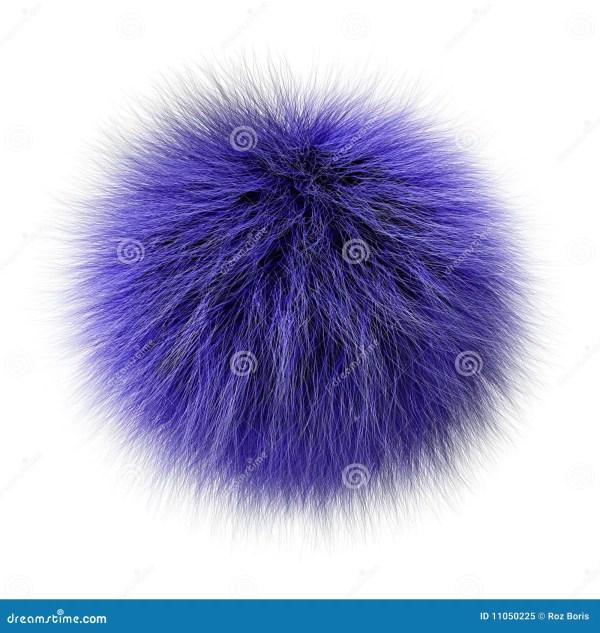 Fur Ball Royalty Free Stock - 11050225