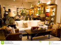 Furniture And Home Decor Store Stock - Of
