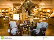 Furniture Home Decor Store Editorial Stock Of