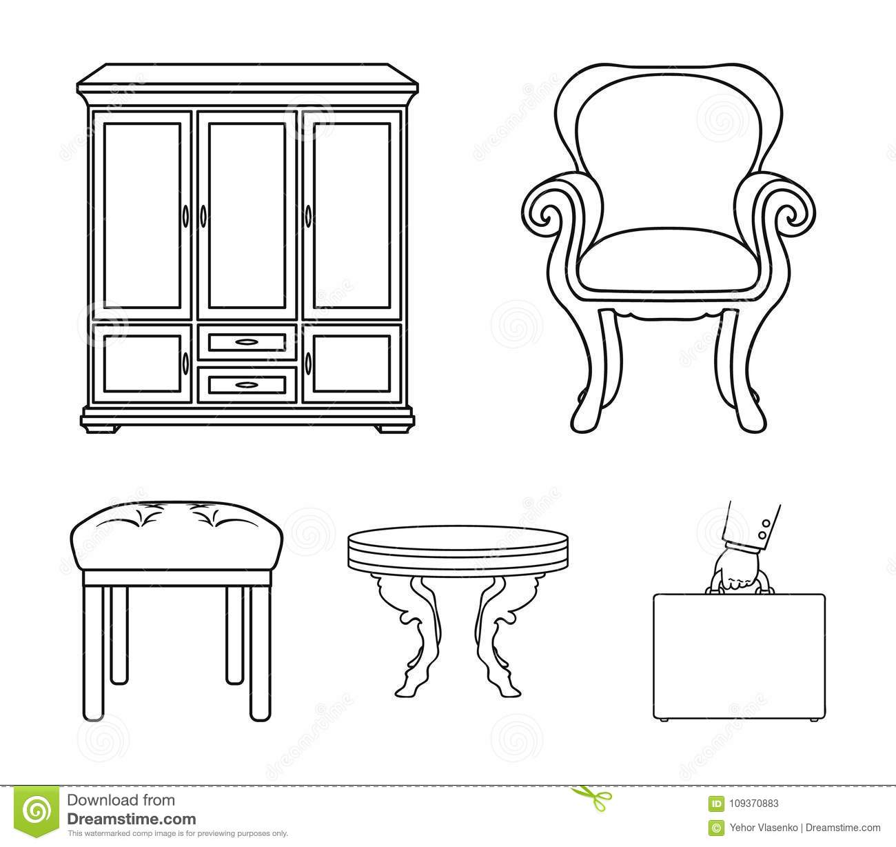 Furniture Interior Design Chair And Home