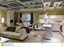 Furniture Store Home Interior Ikea Editorial