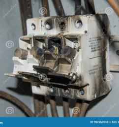 fuse high power voltage electronic box burn fire stock photo imagefuse high power voltage electronic box [ 1300 x 951 Pixel ]