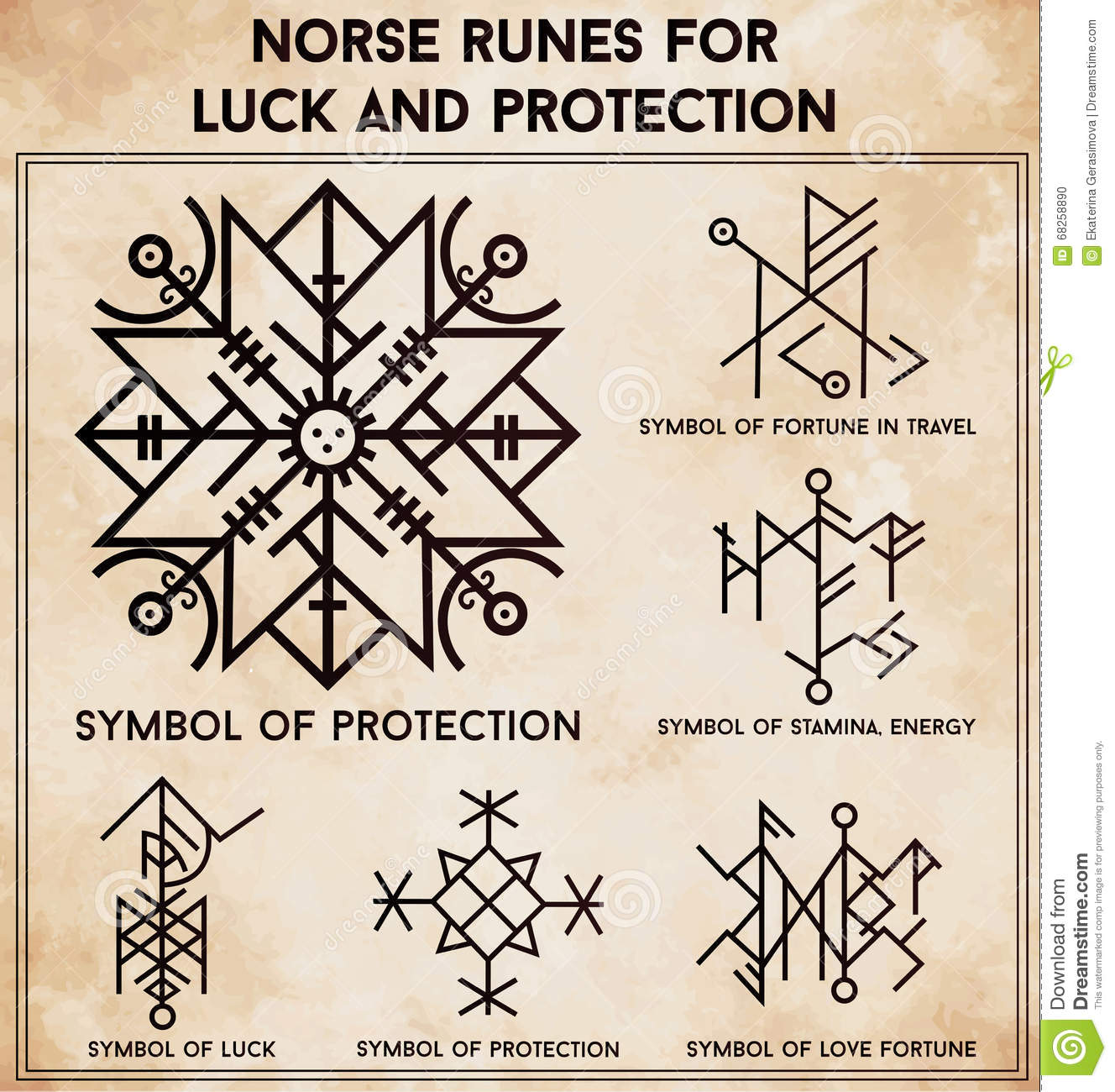 Celtic Protection Symbols And Meanings