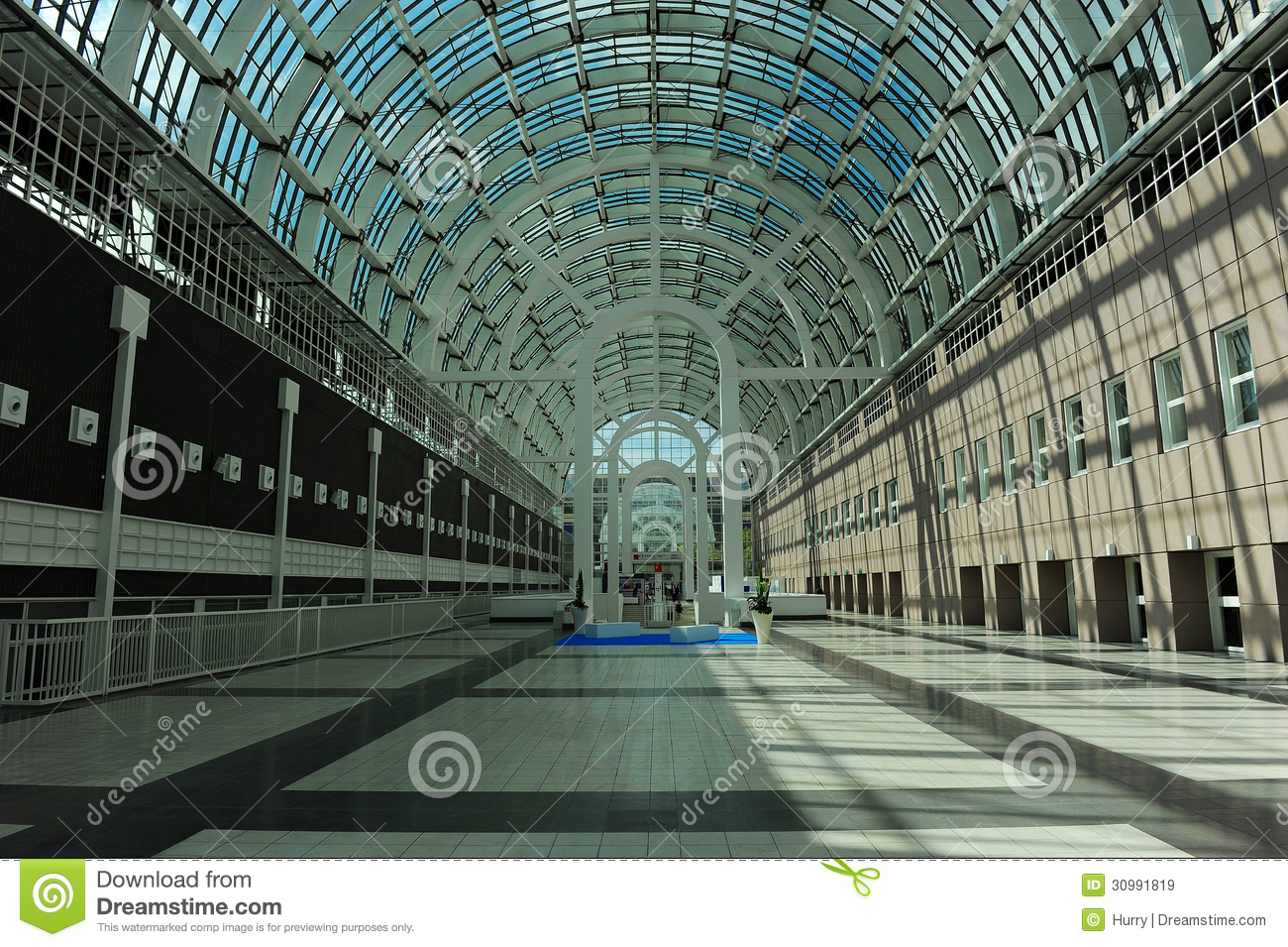 GalleriaMesse Frankfurt Royalty Free Stock Images Image