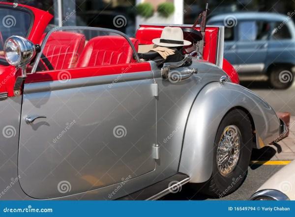 Gangster Car Stock - 16549794
