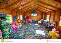 Garden Hut For Children Editorial Photography - Image ...