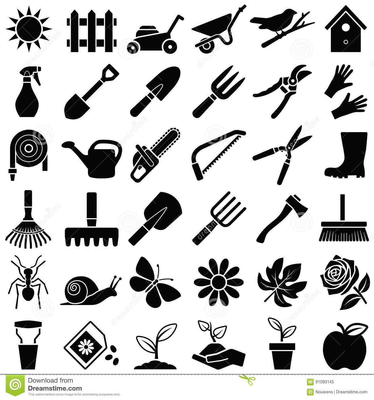 Lawn Mower Cartoons Illustrations Amp Vector Stock Images