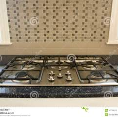 Kitchen Stove Tops Create Your Own Gas Top Stock Photo Image Of Home House 32728974