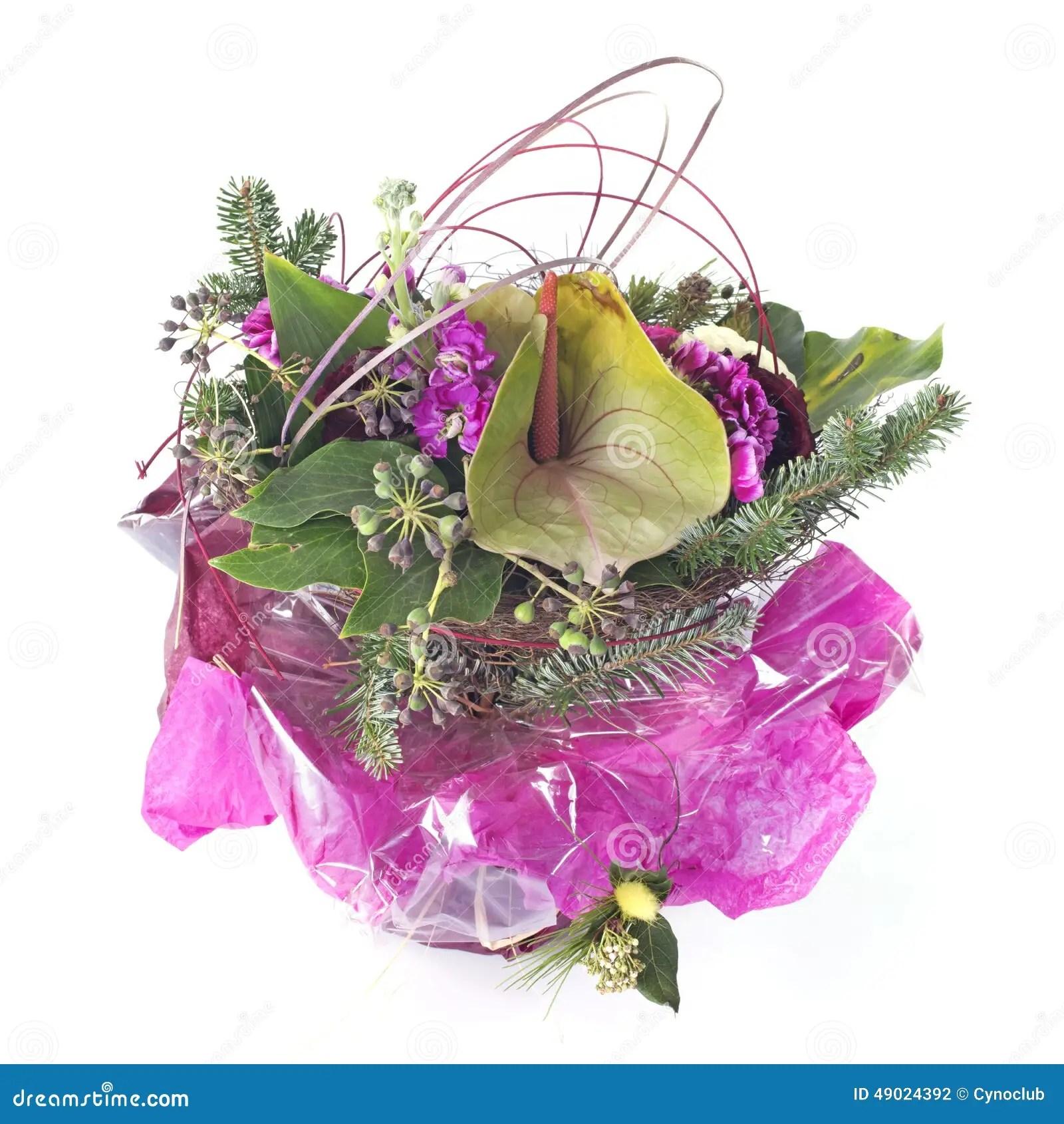 Geburtstagsblumen Stockfoto  Bild 49024392