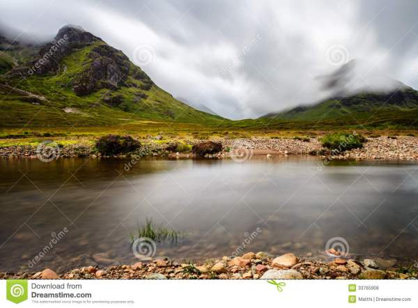 glen landscape scotland royalty