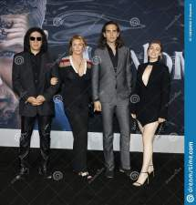 Gene Simmons Shannon Tweed Nick And Sophie