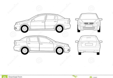 Diagram Is Scanned From A Buick Service Manual