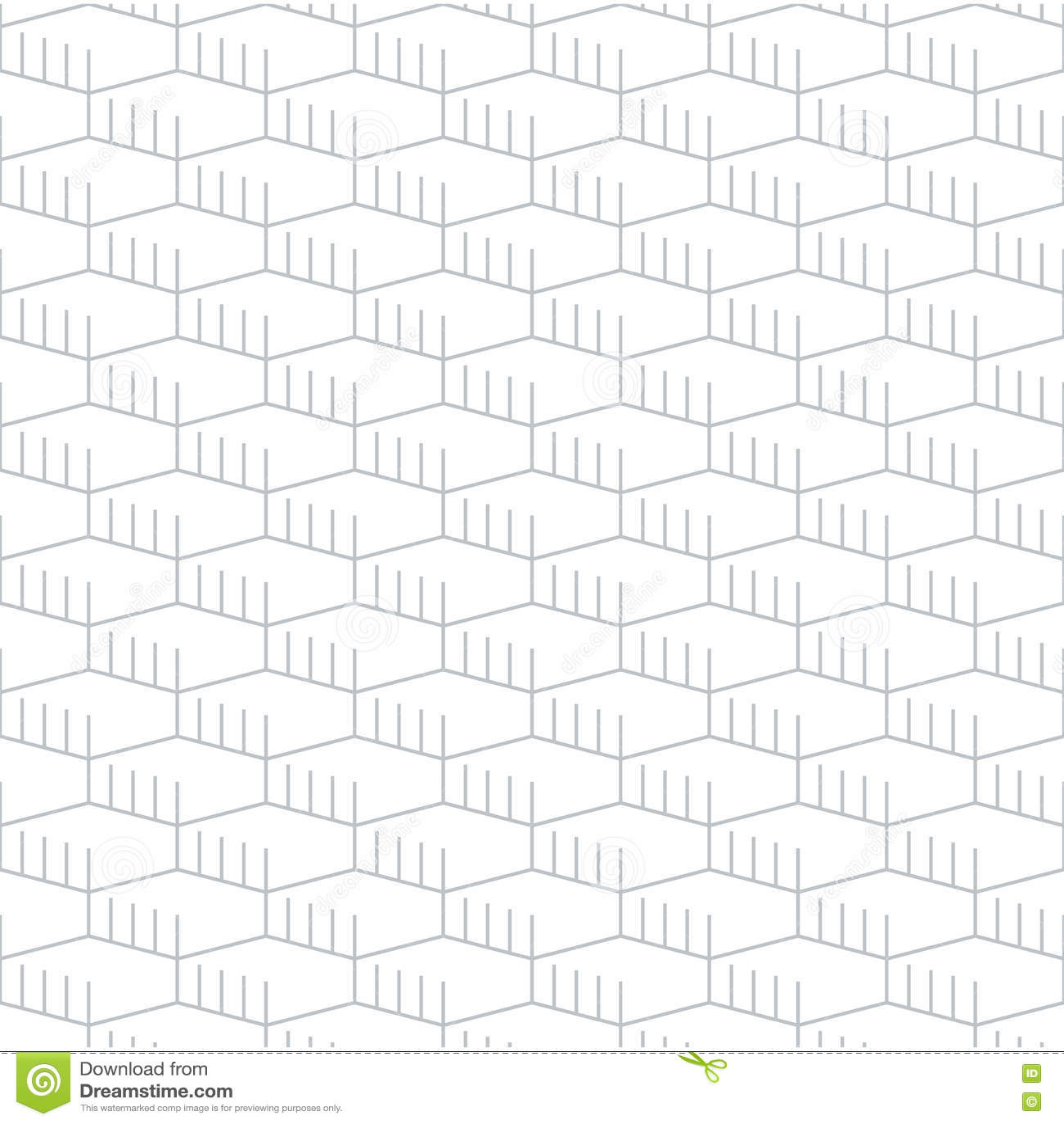 geometric seamless pattern and