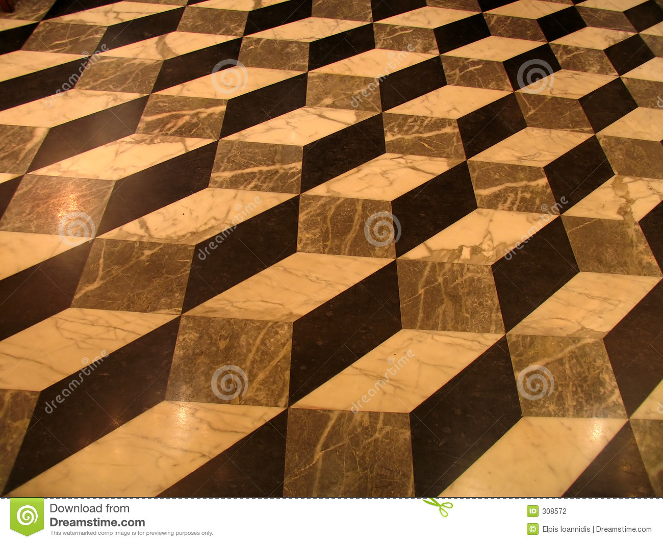 Geometric Tiles Stock Illustration Illustration Of Brawn