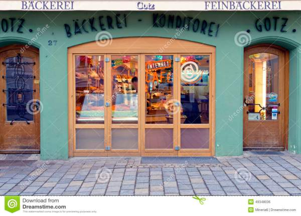 German Bakery Editorial - 49348036