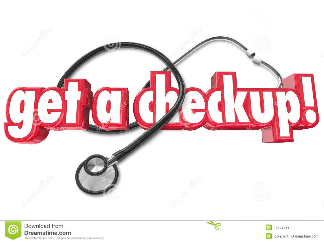 Get A Checkup Doctor Appointment Physical Health