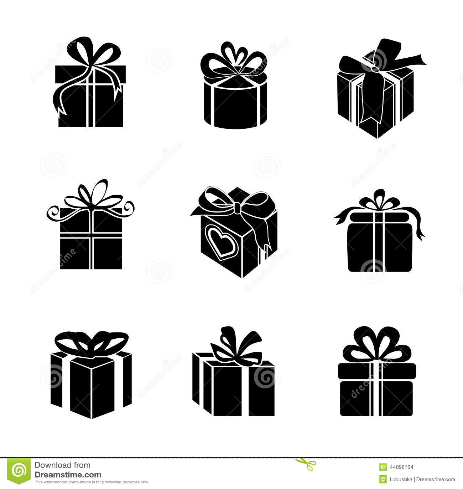 T Box Stock Vector Illustration Of Present