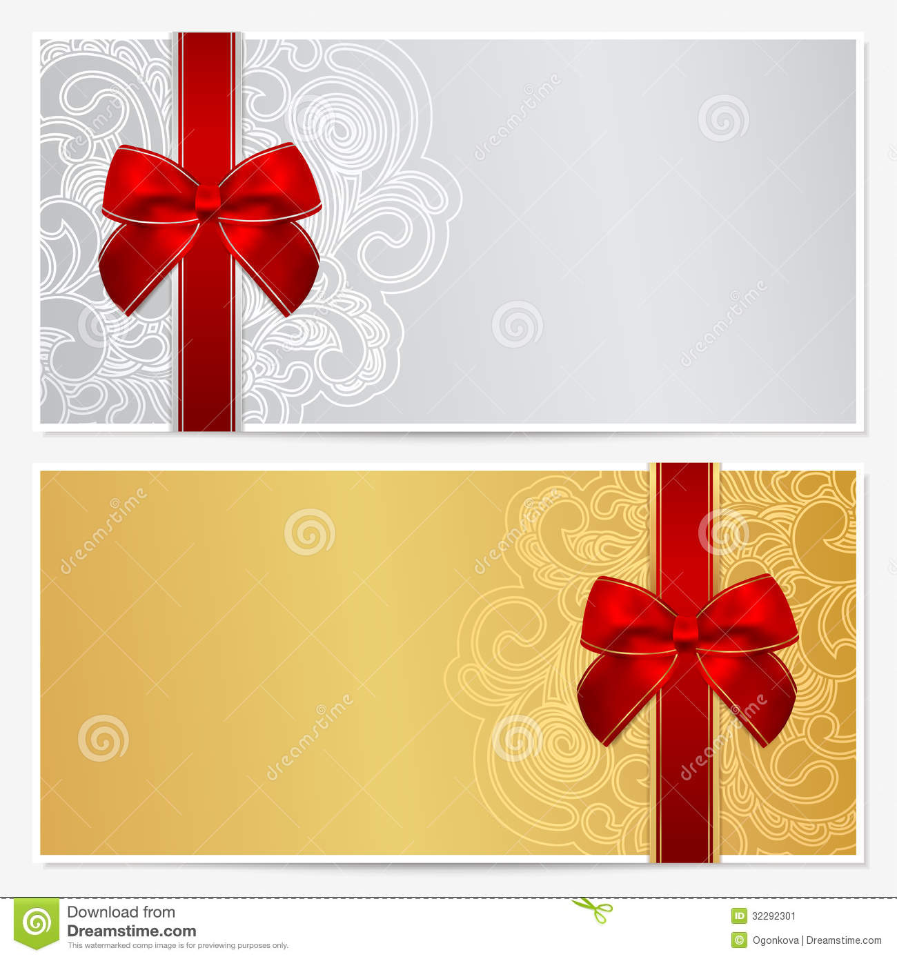 gift certificate for business