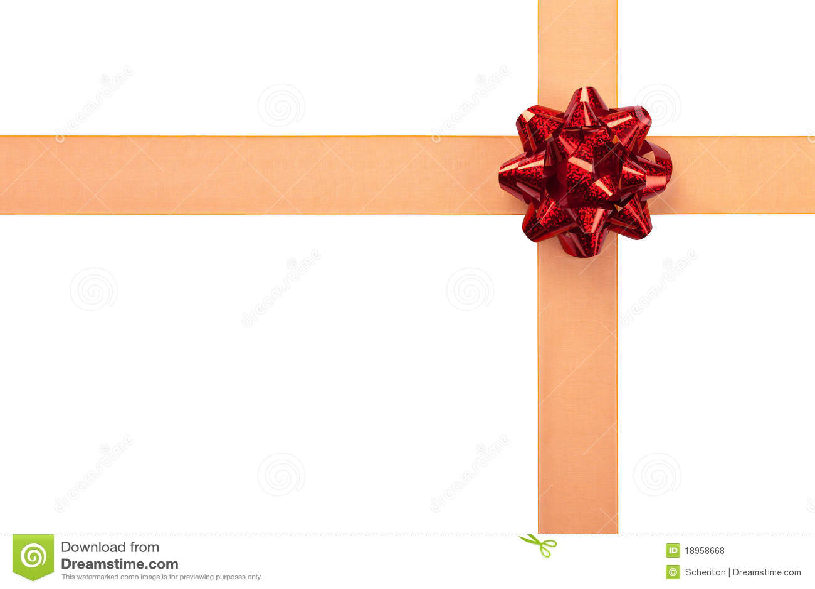 Gift Wrap Bow
