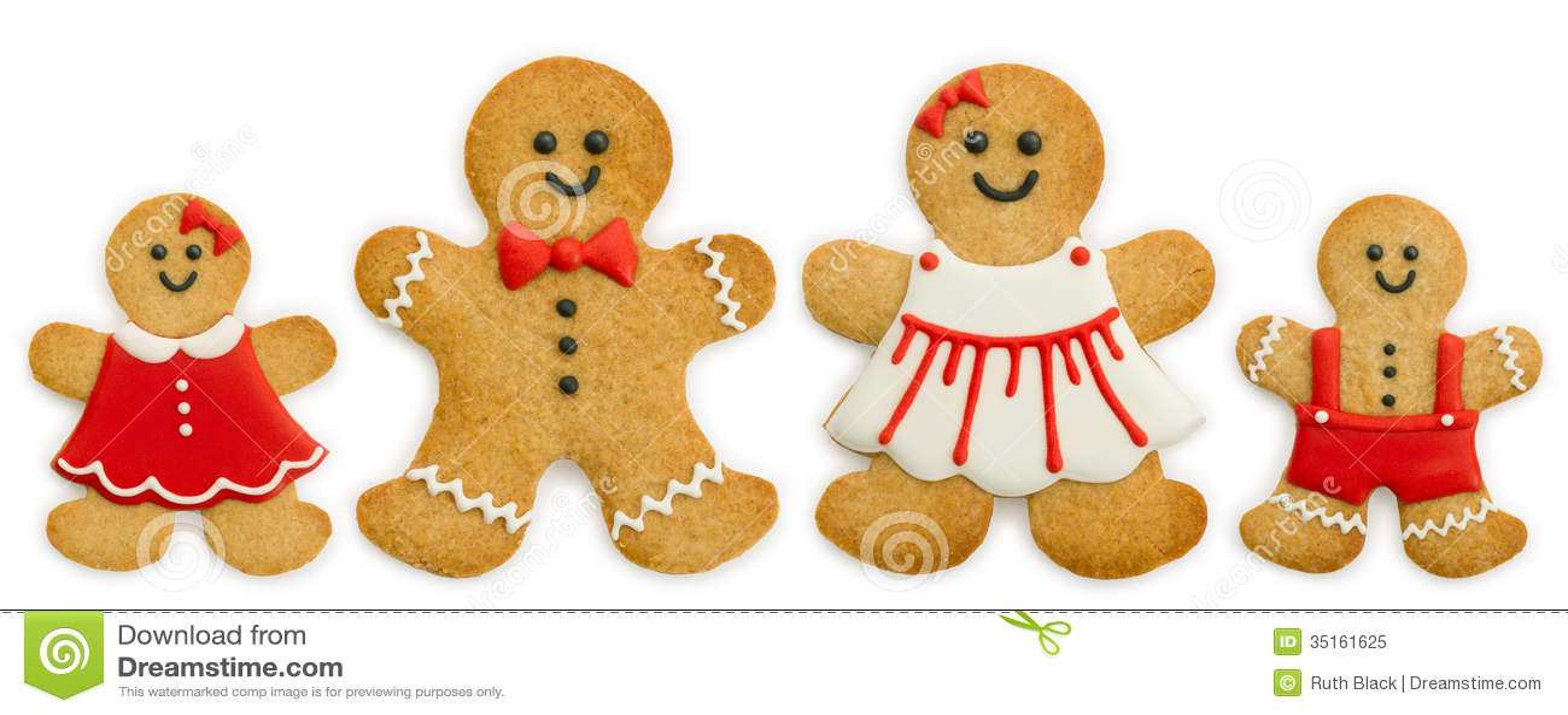 Cookie Decorating Clip Art