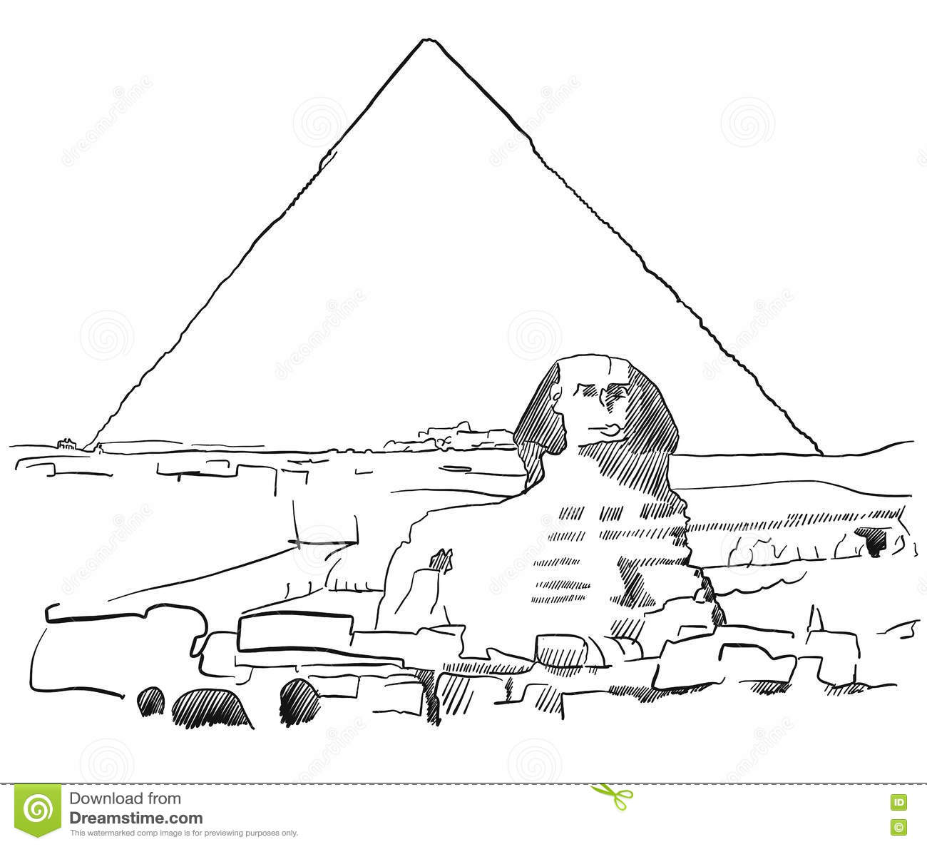 Sphinx Cartoons Illustrations Amp Vector Stock Images