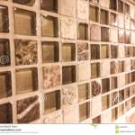 Glass Marble Tile Mosaic Stock Image Image Of Interior 50600461