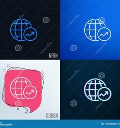 world statistics line icon chart sign  [ 1300 x 1141 Pixel ]