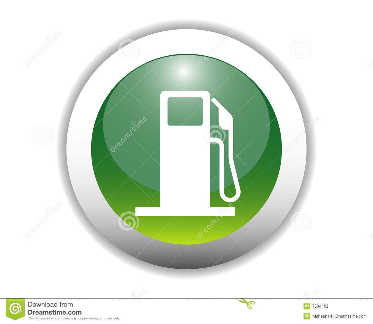 6 7 Diesel Fuel Filters Glossy Fuel Icon Button Stock Vector Illustration Of