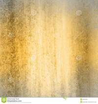 Gold Background With Gray Frame Stock Photo - Image of ...