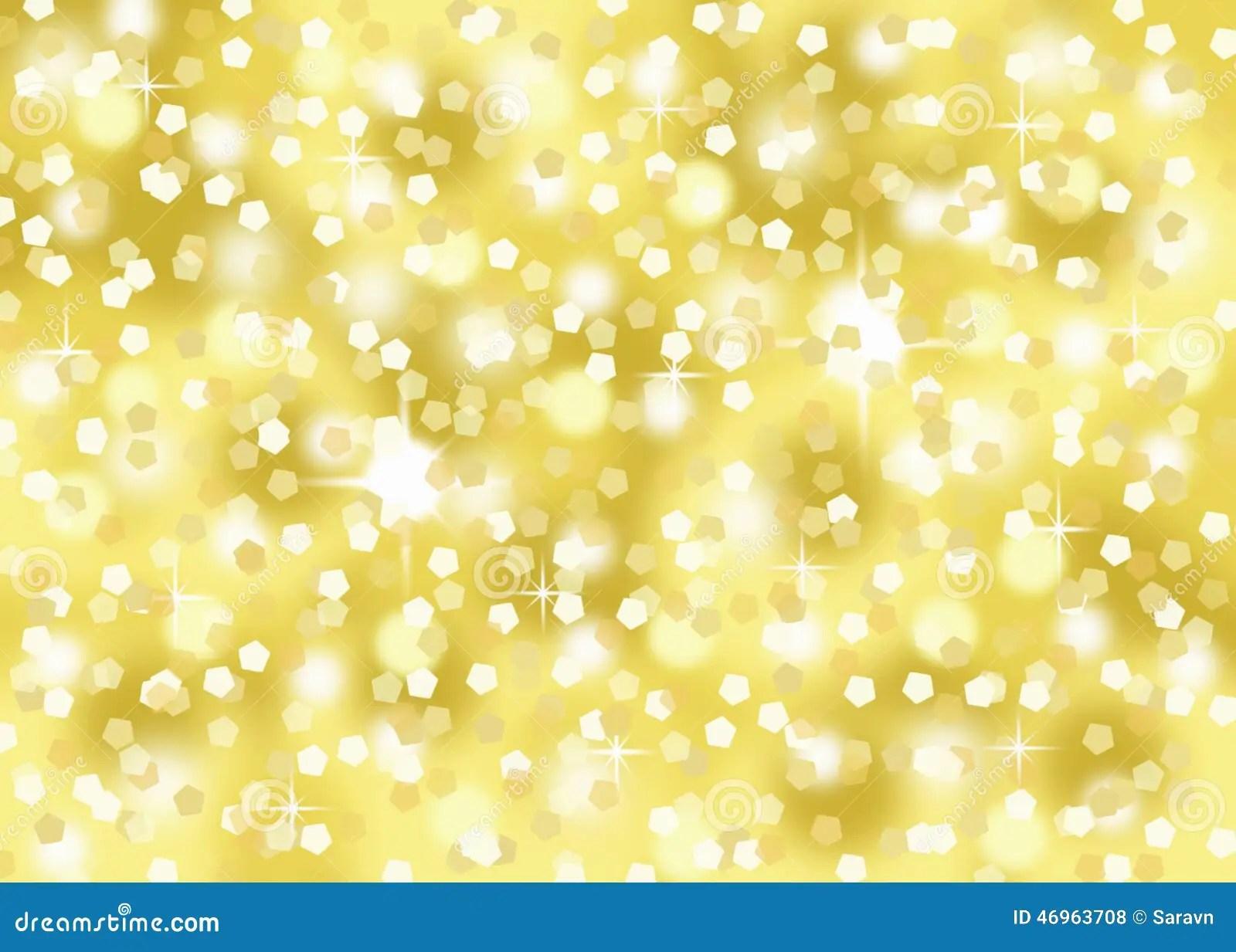 stock illustration gold confetti glitter holiday festive celebration abstract bokeh background sparkles