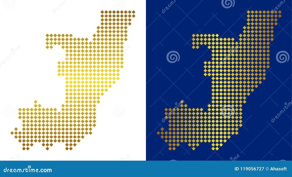 medium resolution of gold dot republic of the congo map stock vector illustration of gold dot design gold dot diagram