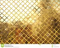 Gold Mosaic tile texture stock photo. Image of glossy ...