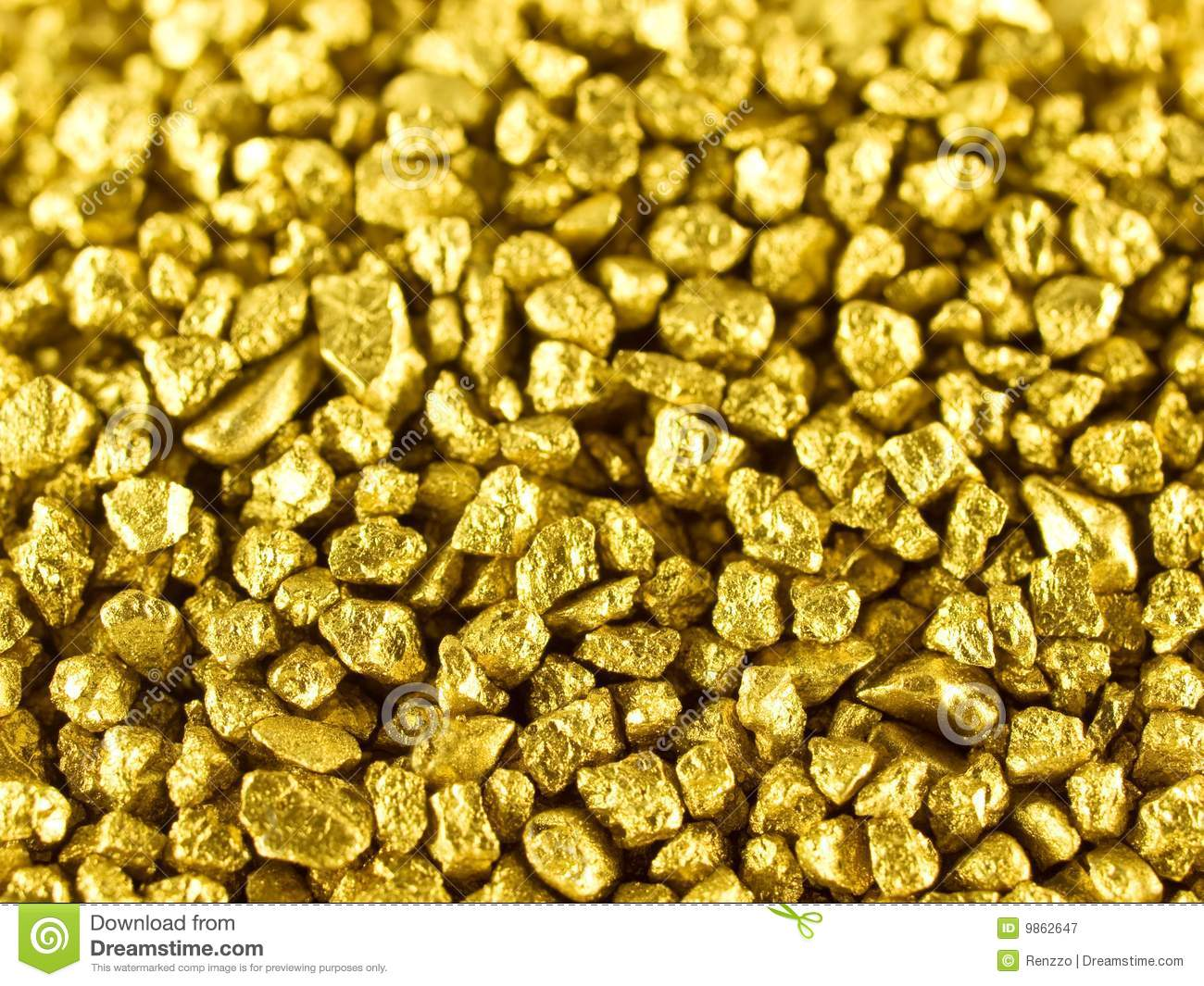 Falling Money Wallpaper Hd Gold Nuggets Macro Stock Image Image Of Texture Golden