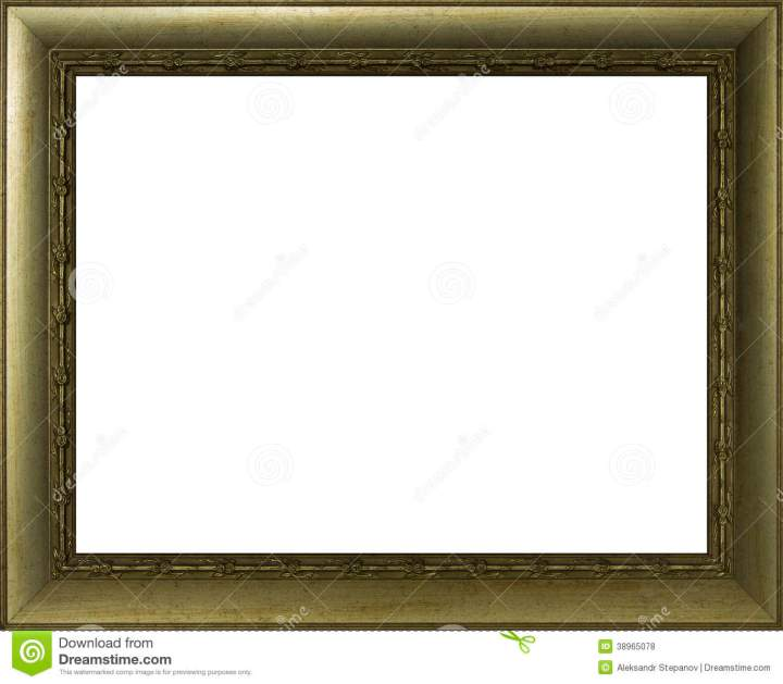 Painting Old Wood Picture Frames | Viewframes.org